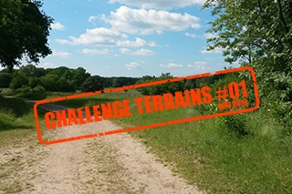 Challenge terrains #01 - mai 2019