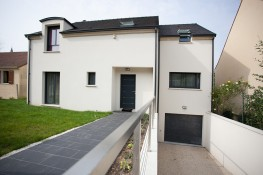 Realisation vues exterieures facade 13