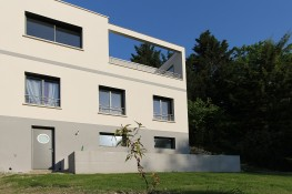 Realisation vues exterieures facade 20