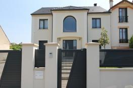 Realisation vues exterieures facade 3