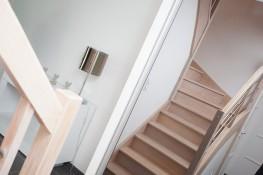 Realisation vues interieures escalier 5