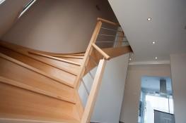 Realisation vues interieures escalier 7