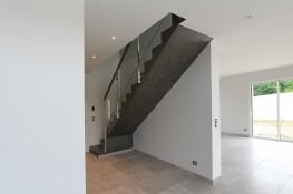 Realisation vues interieures escalier 9